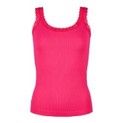 Tim & Simonsen top, Cerise