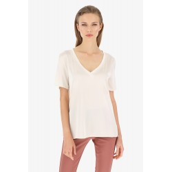 Imperial bluse, creme