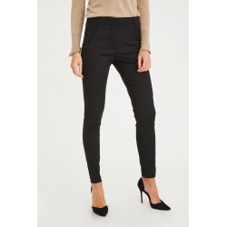 Five units Angelie 238 black jeggin, sort