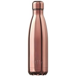 Miin bottle vandflaske, rose gold
